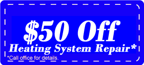 Call happy harold today for special offers from High Performance Heating