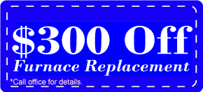 Call happy harold today for special offers for a furnace installation from High Performance Heating