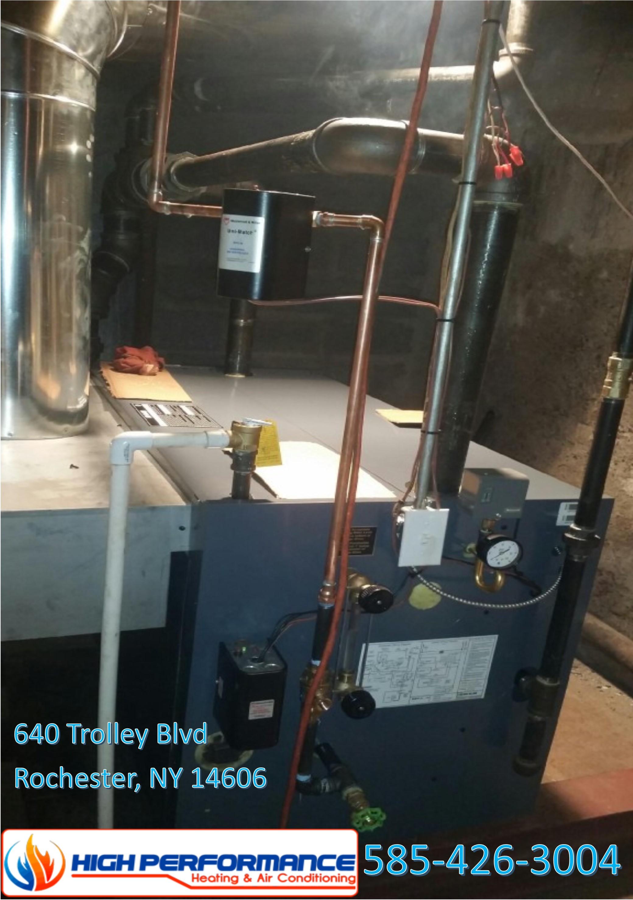 high efficiency steam boiler