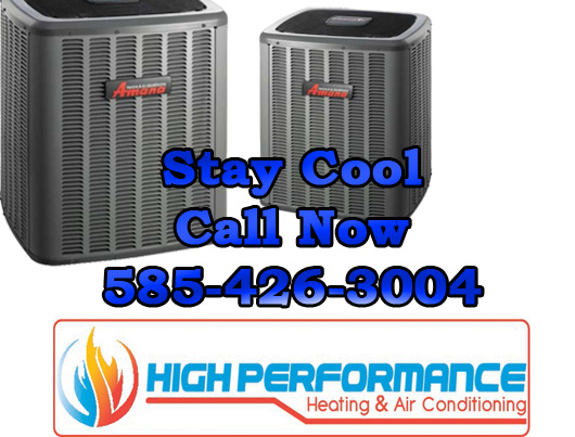 Stay cool this summer with our air conditioning repair service 585-426-3004