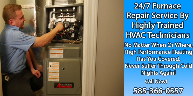 24.7 Furnace Repair Service - High Performance Heating- Happy Harold Crew