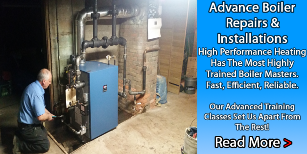 Rochester Boiler Repair Experts - High Performance Heating
