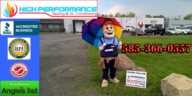 Happy Harold & The High Performance Heating and Air conditioning Crew are ready to serve you and properly clean your indoor air duct cleaning rochester trusted HVAC Contractors