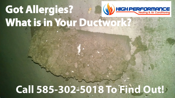What is in your Dirty Ducts?