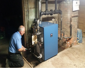 Having routine tune ups performed on your boiler can also help boost its efficiency, pair your tune up with an energy audit and you're unstoppable!