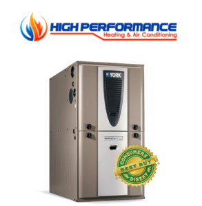 York Modulating furnace, the right choice for your home!